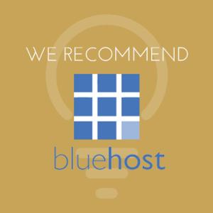 Free wordpress blog setup on BlueHost through MAVEN Creative Studio.